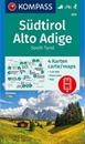 South Tyrol - Dolomites 4-Map Set Kompass 699