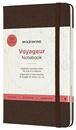 Voyageur Travellers Notebook Coffee Brown