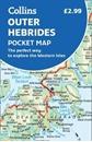 Outer Hebrides Collins Pocket Map