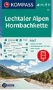 Lechtaler Alpen - Hornbachkette Kompass 24