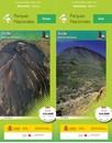 Teide National Park - Tenerife CNIG Map-Set