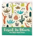 Desert in Bloom Mini Nail Files