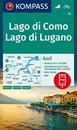 Lake Como - Lake Lugano Kompass 91