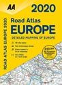 Europe-AA-Road-Atlas-2020_9780749581435