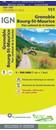 Grenoble - Bourg-St-Maurice - PN de la Vanoise IGN TOP100 151