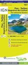 Pau - Tarbes - Bagneres-de-Luchon - PN des Pyrenees IGN TOP100 167