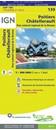 Poitiers - Chatellerault - PNR de la Brenne IGN TOP100 139