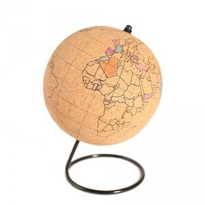 Colour In Cork Globe