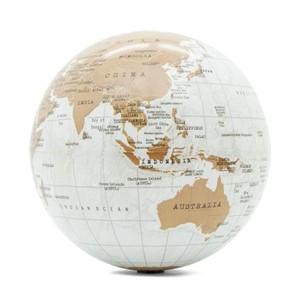 Revolving Globe