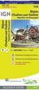 Dijon - Chalon-sur-Saone IGN TOP100 136