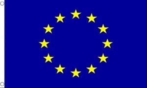 Flag of Europe (EU flag/Blue stars)