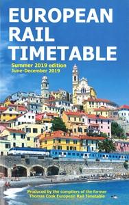 European Rail Timetable Summer 2019