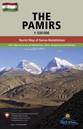 Pamirs Gecko Tourist Map