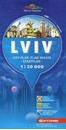 Lviv Kartografija Street Plan