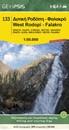Western Rhodopes / Rodopi - Falakro Geopsis 133