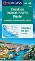 Croatia-Dalmatian-Coast-3-Map-Set-Kompass-2900_9783990446393