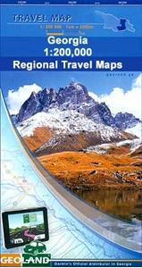 Samegrelo-Svaneti Geoland Regional 4