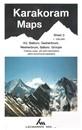 K2, Baltoro, Gasherbrum, Masherbrum & Saltoro Groups