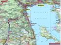 Croatia & Montenegro - Adriatic Coast ExpressMap