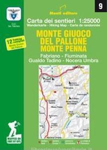 Monte Giuoco del Pallone - Monte Penna Monti Editore 09