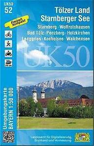 Tolzer Land - Starnberger See UK50-52