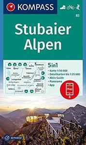 Stubai Alps Kompass 83