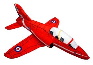 Plush Red Arrow 33cm