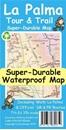 La Palma Tour & Trail Super-Durable Map