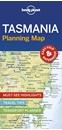 Tasmania Lonely Planet Planning Map