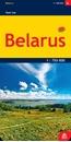 Belarus Jana Seta Road Map