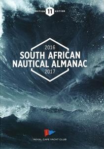 South African Nautical Almanac 2016/2017