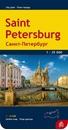 St. Petersburg Jana Seta Street Plan