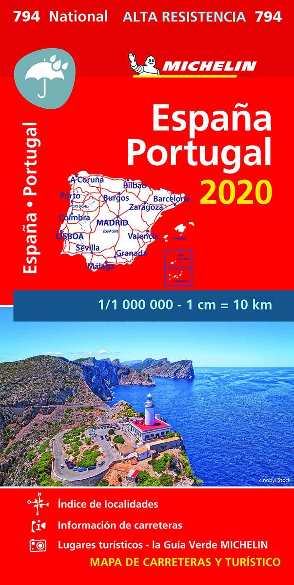 9782067211339 Mapa National Espana Portugal Abebooks