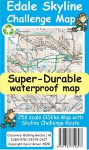 Edale Skyline Challenge Map