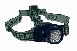 19 LED Head Torch